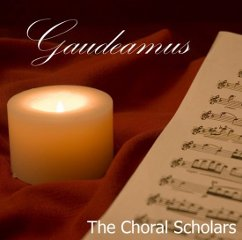 Gaudeamus CD cover art