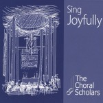 Sing Joyfully album artwork