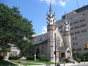 St. Mark's Episcopal Church exterior